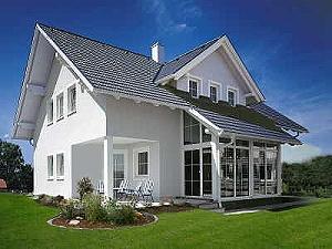 priewasser haus gmbh typenhaus leone 185. Black Bedroom Furniture Sets. Home Design Ideas