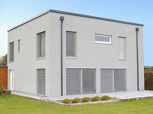 priewasser haus gmbh passivhaus passivo 128. Black Bedroom Furniture Sets. Home Design Ideas