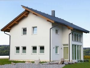 priewasser haus gmbh typenhaus pri 4. Black Bedroom Furniture Sets. Home Design Ideas